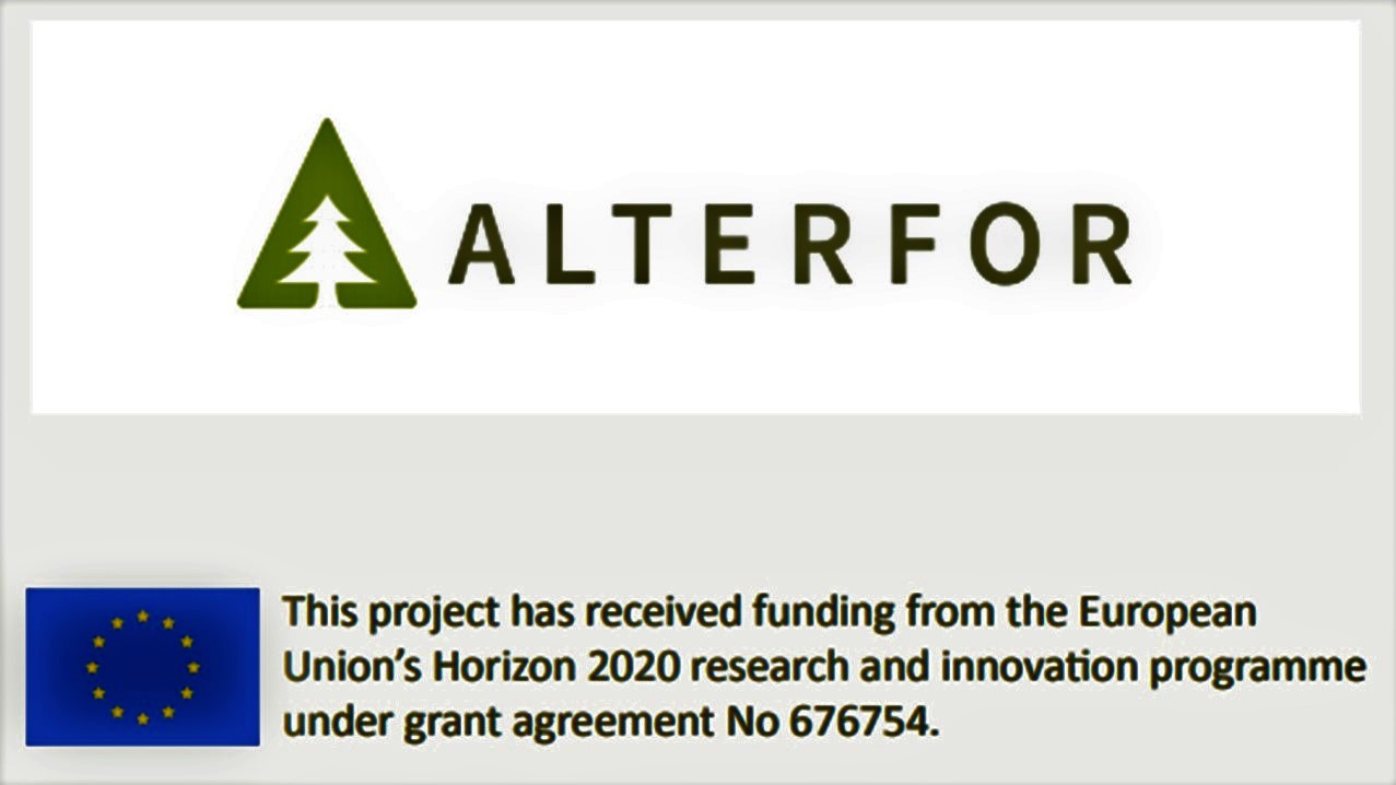 ALTERFOR project - 2nd Stakeholders' Workshop