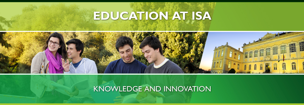 Education at ISA