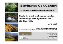 Cartaz do Seminário CEF-CEABN - 20 de junho