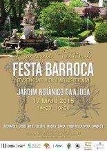 Festa Barroca no JBA