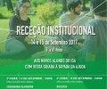 Receção Institucional 2017-18