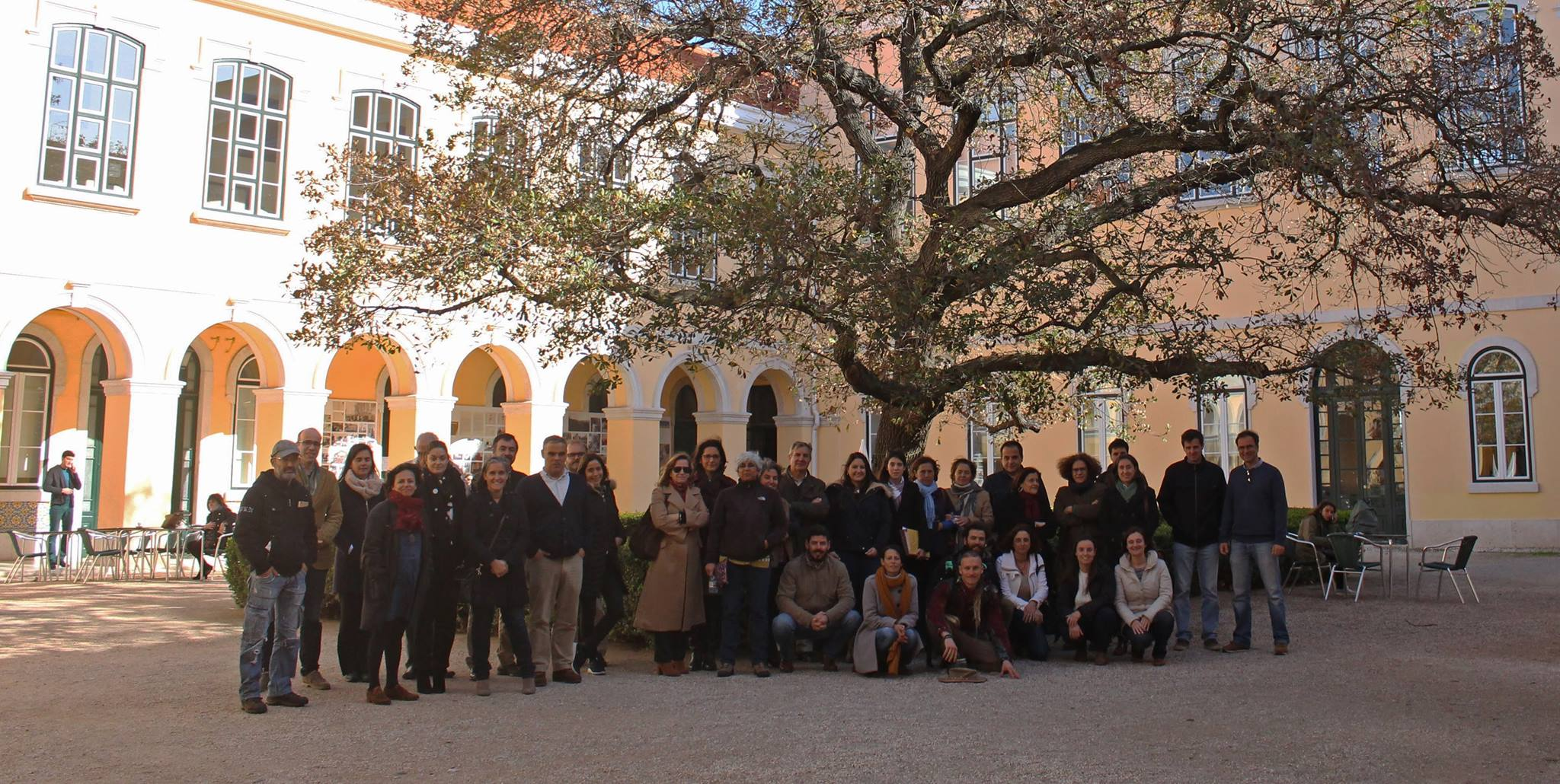 4th RAIN meeting of the AFinet project in Portugal