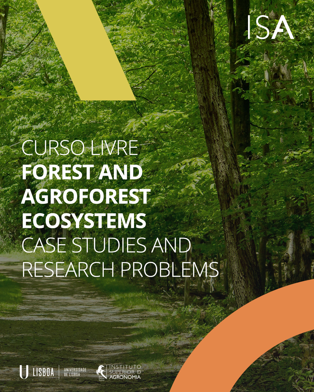 Curso Livre Forest and Agroforest