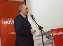 apresentação do CoLAB pelo Presidente da Direcção da ADVID, Engº José Manso
